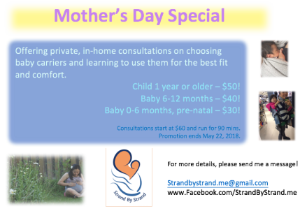 Mother's Day 2018 - prices and dates